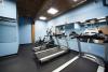 Basement Fitness Center treadmills