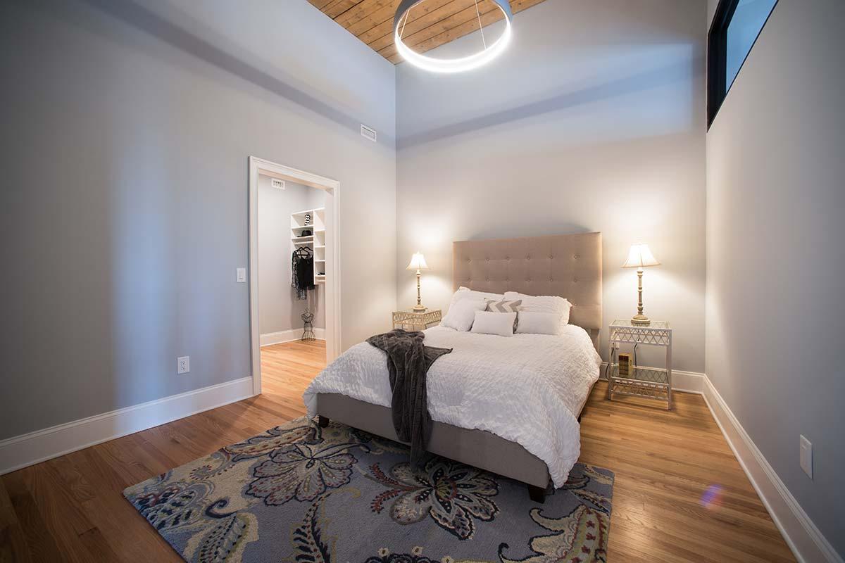 Apartment 501 Bedroom